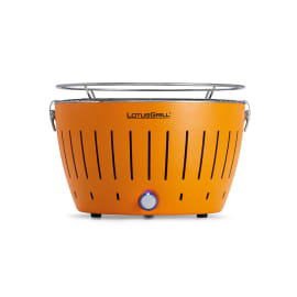 Barbecue a carbonella Lotus Grill arancione