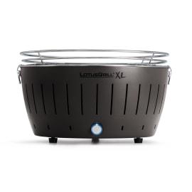 Barbecue a carbonella senza fumo XL nero