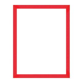 Cornice Puzzle 1500 pezzi rosso 60,4 x 84,4 cm
