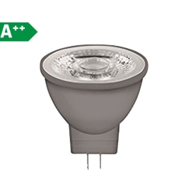 Lampadina LED Osram GU4 =35W luce calda 36°