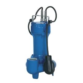Pompa sommersa per liquidi fognari Speroni ECM100VS