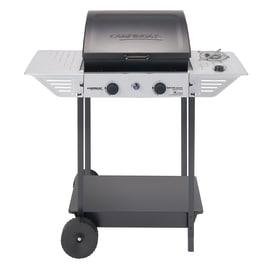 Barbecue a gas con roccia lavica Campingaz Xpert Basic 100 LS Rocy 2 bruciatori