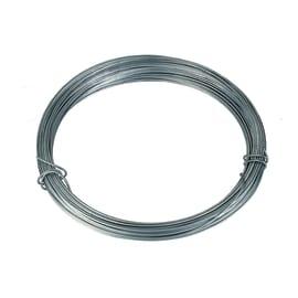 Filo in ferro zincato Ø 1,8 mm x 50 m