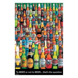 Poster Cerveza 2bronot2br 61 x 91,5 cm