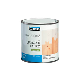 Fondo Luxens all'acqua bianco 0,5 L