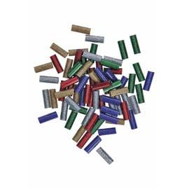 Colla stick Colle Gluey - glitter colori assortiti glitter Ø 7 mm 50 g