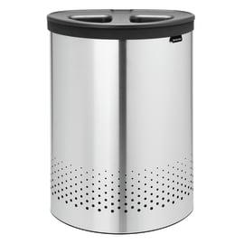 Portabiancheria Laundry Bin Selector grigio 55 L
