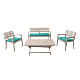 Set da giardino prezzi e offerte tavoli e sedie da esterno for Set giardino offerte