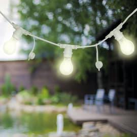 Catena luminosa bianco 3mt