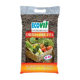 Concime biologico per orto Ecovit 10 kg