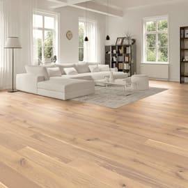 Pavimento in legno supportato prefinito rovere Base59
