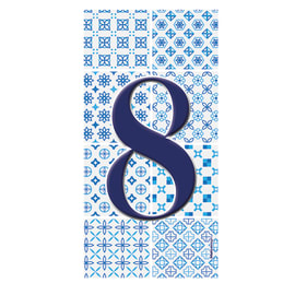 Numero Arabesque 8