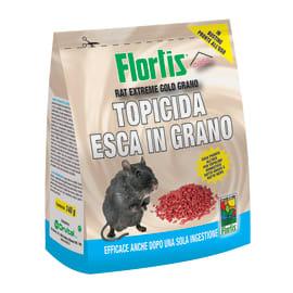Esca topicida Flortis  in grano 140 g