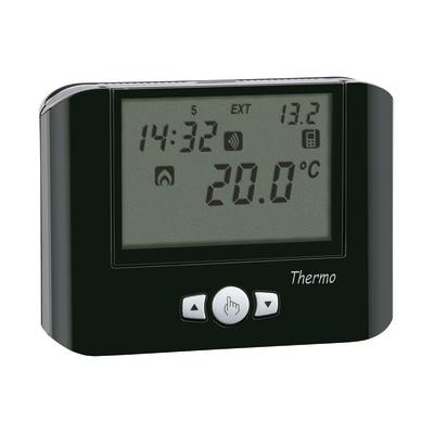 Cronotermostato vemer thermo gsm prezzi e offerte online for Termostato gsm leroy merlin