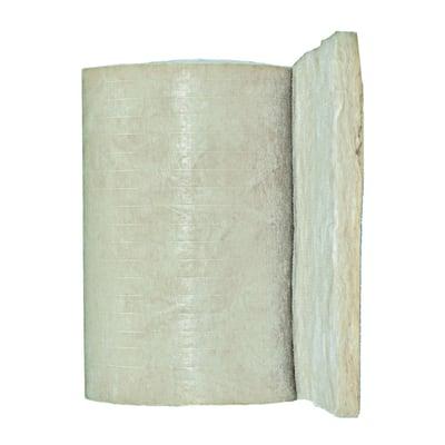 Rotolo in lana di vetro par 4 isover l 0 6 m spessore 70 for Lana di roccia leroy merlin