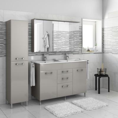 Mobile bagno opale ecr l 120 cm prezzi e offerte online leroy merlin - Mobile bagno leroy merlin ...