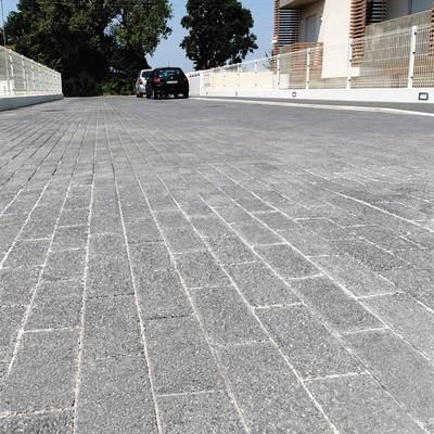 Autobloccante 10 x 20 cm spessore 6 cm prezzi e offerte online leroy merlin - Piastrelle in cemento per esterno 50x50 ...