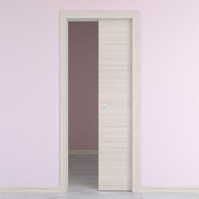 Porta da interno scorrevole Oxford 70 x H 210 cm reversibile prezzi ...