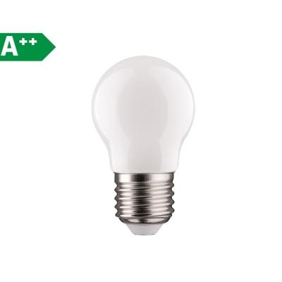 Lampadina led lexman filamento e27 40w sfera luce for Lampadine led lexman