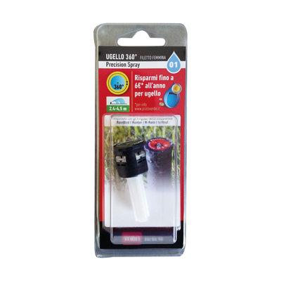 Testina per irrigatore statico toro precision spray prezzi for Spray sanificante per condizionatori leroy merlin