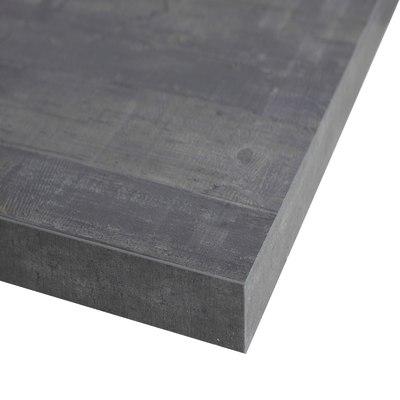 Piano cucina su misura laminato Kaos grigio 6 cm prezzi e ...