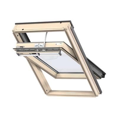 Finestra per tetto velux ggl ck02 307021 elettrica 55x78 for Offerte tende velux