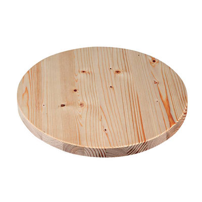 Piano tavolo tondo legno Ø 40 cm grezzo prezzi e offerte online ...