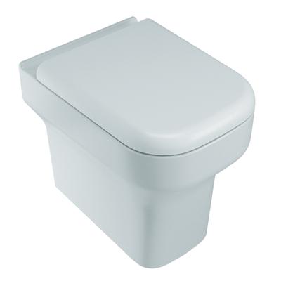 Vaso a pavimento filo muro synthesis prezzi e offerte online leroy merlin - Sensea accessori bagno ...