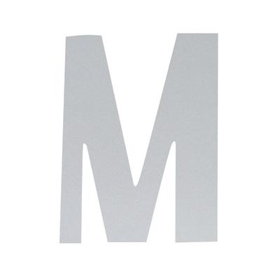 Lettera adesiva m prezzi e offerte online leroy merlin for Numeri adesivi leroy merlin