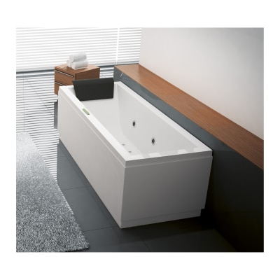 Vasca idromassaggio amea 170 x 70 cm prezzi e offerte - Vasca da bagno 170 x 70 prezzi ...