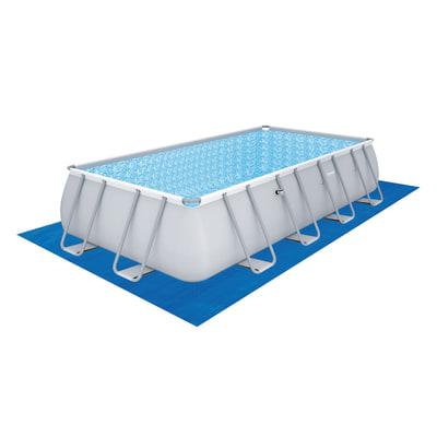 Tappeto suolo power frame per piscina prezzi e offerte for Piscine per esterno offerte