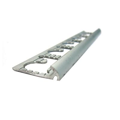 Profilo angolare esterno alluminio 4 mm x 270 cm prezzi e for Profilo alluminio led leroy merlin