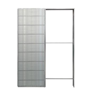 Controtelaio porta scorrevole per cartongesso 80 x 210 cm for Leroy merlin porta scorrevole