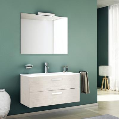 Mobile bagno Key L 90 cm prezzi e offerte online | Leroy Merlin