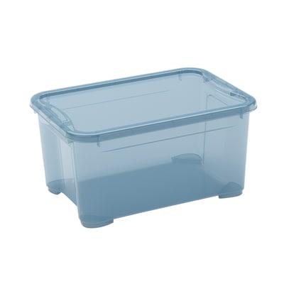 scatola t box xs l 38 x p 26 5 x h 19 cm azzurro prezzi e