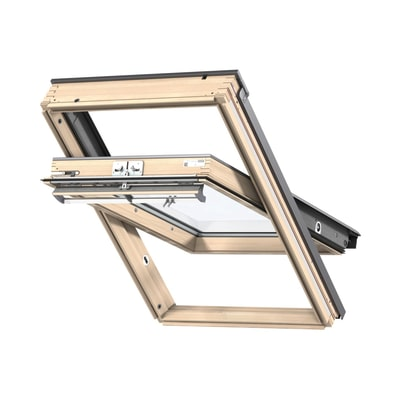 Finestra per tetto velux ggl fk06 3070 manuale 66x118 for Finestre velux costi