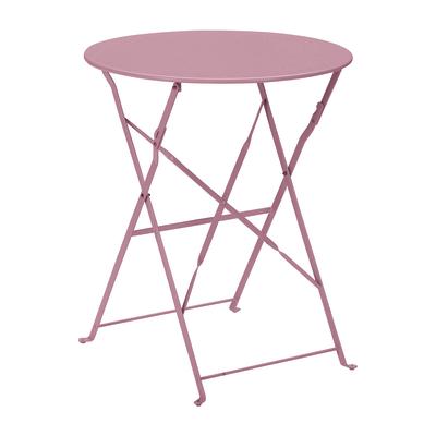 Tavolo pieghevole color 60 cm lilla prezzi e offerte online leroy merlin - Tavolo profondita 60 cm ...