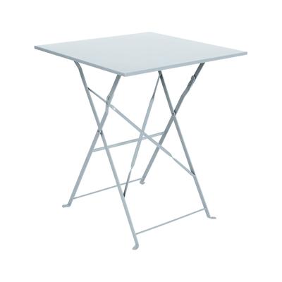Tavolo pieghevole color 60 x 60 cm bianco prezzi e - Tavolo pieghevole leroy merlin ...