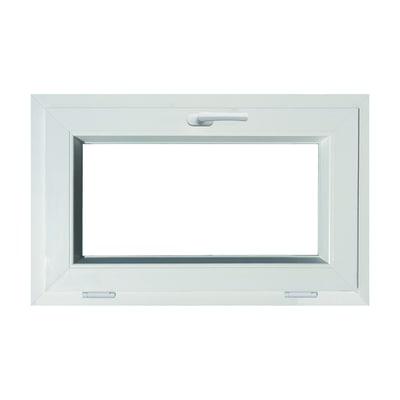 Finestra pvc bianco l 80 x h 50 cm prezzi e offerte online leroy merlin - Offerte finestre in pvc ...