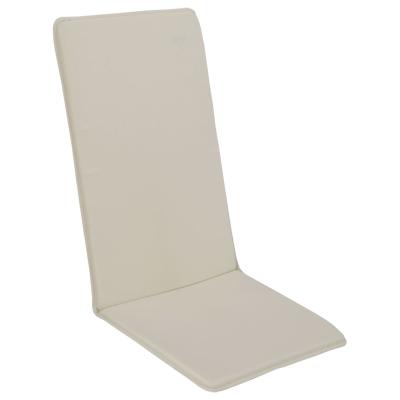 Cuscino schienale alto bigrey ecru 120 x 50 cm prezzi e for Vento di sabbia silver