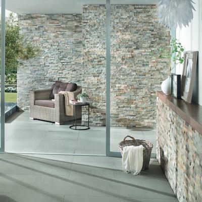 Rivestimento decorativo stonehenge beige prezzi e offerte for Rivestimenti leroy merlin