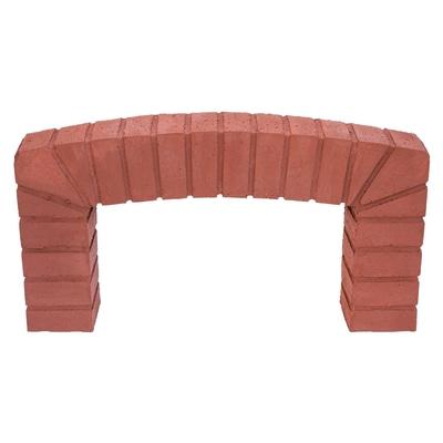 Arco bocca per forno f2 e f3 prezzi e offerte online for Arco per rampicanti leroy merlin