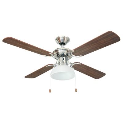 Ventilatore da soffitto con luce maiorca prezzi e offerte for Leroy merlin ventilatori da soffitto