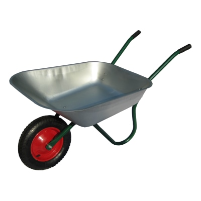 carriola acciaio zincato 65 l prezzi e offerte online leroy merlin