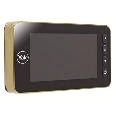 Spioncino elettronico per porta blindata yale con for Spioncino elettronico per porte blindate