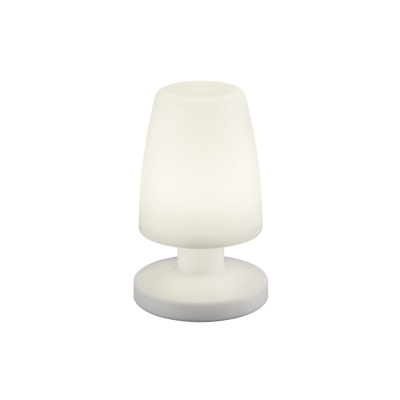 Lampada da tavolo Moderno Lampada esterno Dora bianco, in ...