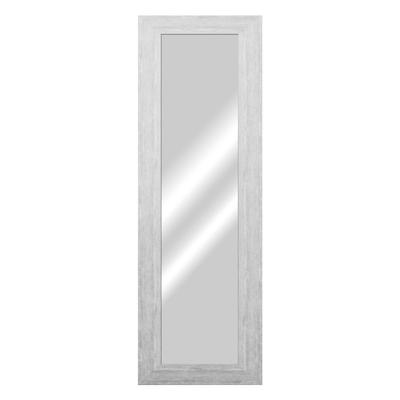 Specchi Da Bagno Leroy Merlin.Specchio Liders Rettangolare Bianco 40x126 Cm