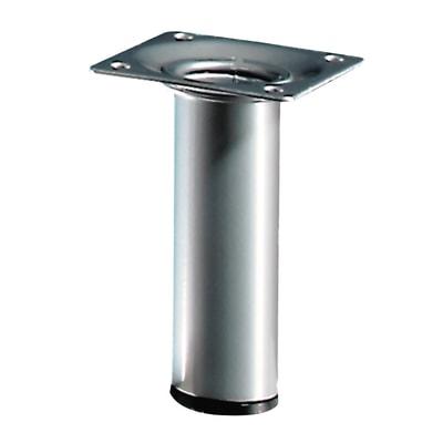 Gamba mobili hettich acciaio argento resinato epossidico for Mobili 5 stelle