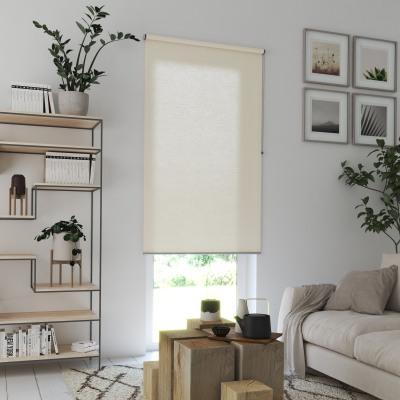 Tenda a rullo inspire madrid crema 90x250 cm prezzi e for Rullo giardino leroy merlin
