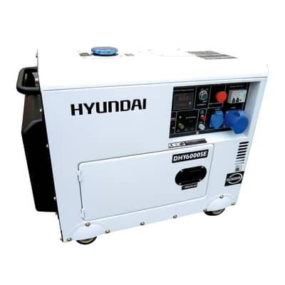 Generatore di corrente hyundai 5 3 kw prezzi e offerte for Generatore di corrente hyundai hy 3000 3 kw
